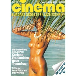 CINEMA 6/83 Juni 1983 - Corinne
