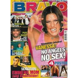 BRAVO Nr.22 / 22 Mai 2001 - Vanessa von No Angels