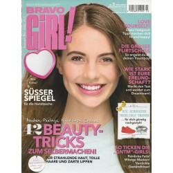 Bravo Girl Nr.3 / 22.2.2017 - 42 Beauty-Tricks