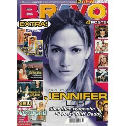 BRAVO Nr.37 / 6 September 2000 - Jennifer Lopez