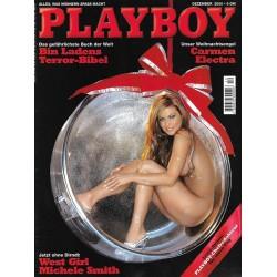 Playboy Nr.12 / Dezember 2000 - Carmen Electra