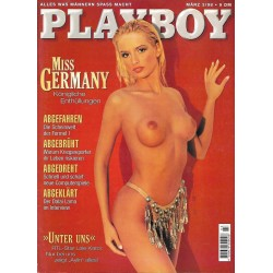Playboy Nr.3 / März 1998 - Agathe Neuner
