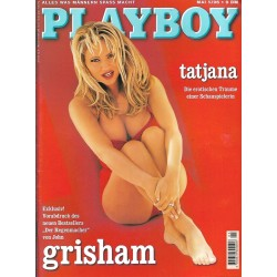 Playboy Nr.5 / Mai 1996 - Tatjana Simic