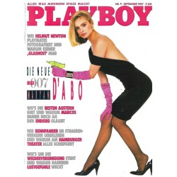Playboy Nr.9 / September 1987 - Maryam D`Abo