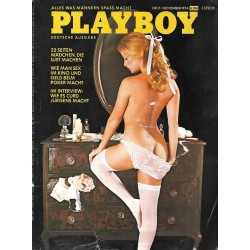 Playboy Nr.11 / November 1974 - Claudia Jennings
