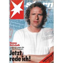 stern Heft Nr.30 / 22 Juli 1993 - Thomas Gottschalk