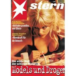 stern Heft Nr.15 / 6 April 1995 - Models und Drogen