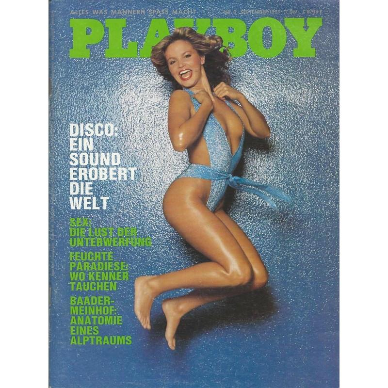 Playboy Nr.9 / September 1979 - Kai Fügmann
