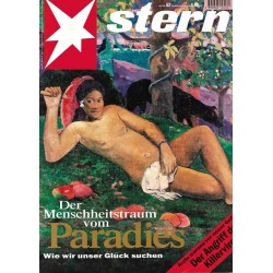 stern Heft Nr.52 / 22 Dezember 1994 - Paradies