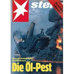 stern Heft Nr.17 / 18 April 1991 - Die Öl Pest