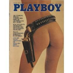 Playboy Nr.5 / Mai 1979 - Playmate Susanne Heymanns