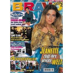 BRAVO Nr.51 / 13 Dezember 2000 - Exklusiv Jeanette