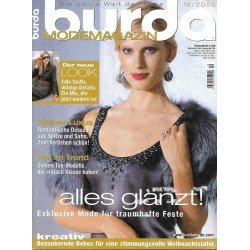 burda Moden 12/Dezember  2005 - Alles glänzt!