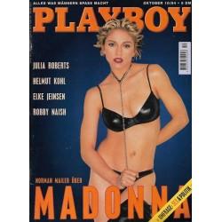 Playboy Nr.10 / Oktober 1994 - Madonna