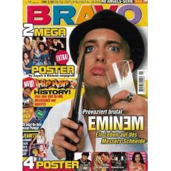 BRAVO Nr.11 / 7 März 2001 - Eminem