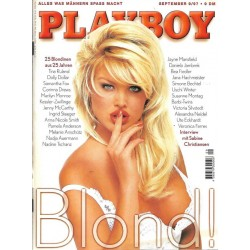 Playboy Nr.9 / September 1997 - Victoria Silvstedt