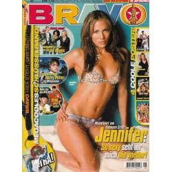 BRAVO Nr.48 / 21 November 2001 - Jennifer Lopez sexy
