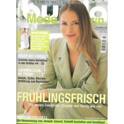 burda Moden 4/April 2003 - Frühlingsfrisch