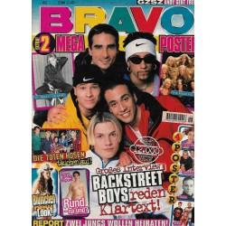 BRAVO Nr.46 / 6 November 1997 - Backstreet Boys