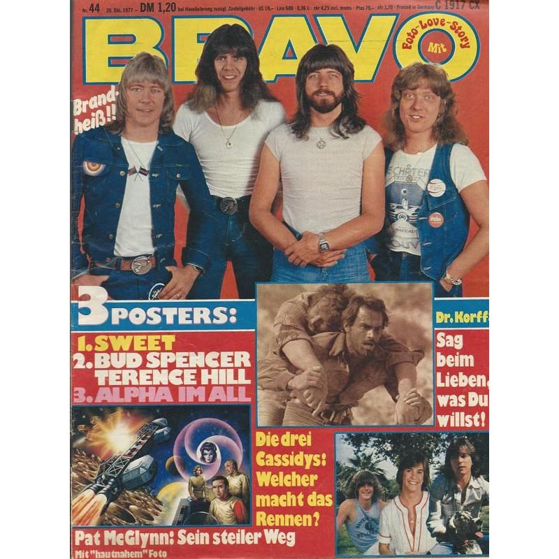 BRAVO Nr.44 / 20 Oktober 1977 - Brand Heiß