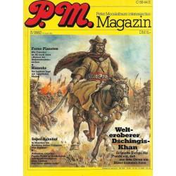 P.M. Ausgabe Mai 5/1982 - Welteroberer Dschingis Khan