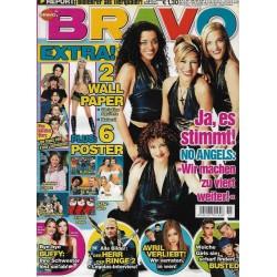 BRAVO Nr.51 / 11 Dezember 2002 - No Angels zu viert