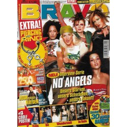 BRAVO Nr.25 / 12 Juni 2002 - Interview No Angels