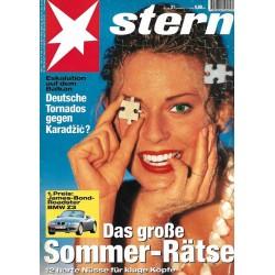stern Heft Nr.31 / 27 Juli...