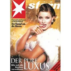 stern Heft Nr.50 / 8 Dezember 1994 - Der pure Luxus