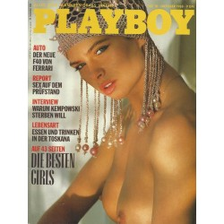 Playboy Nr.10 / Oktober 1988 - Jenny I