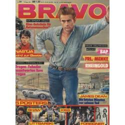 BRAVO Nr.34 / 19 August 1982 - James Dean