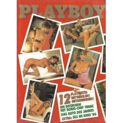 Playboy Nr.1 / Januar 1987 - 12 Playmates