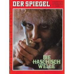 Der Spiegel Nr.46 / 10 November 1969 - Die Haschisch Welle