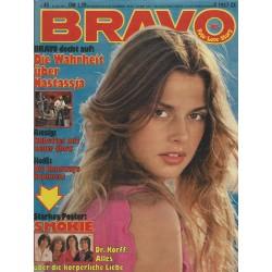 BRAVO Nr.45 / 27 Oktober 1977 - Die Wahrheit über Nastassja