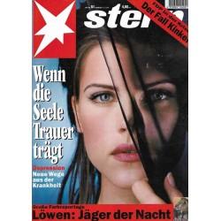 stern Heft Nr.24 / 15 Dezember 1994 - Depression