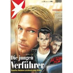 stern Heft Nr.14 / 30 März 1995 - Die jungen Verführer