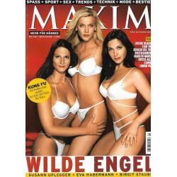 MAXIM Mai 2003 - Wilde Engel
