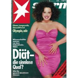 stern Heft Nr.9 / 20 Februar 1992 - Diät, die sinnlose Qual?
