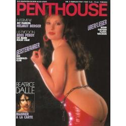 Penthouse Nr.2 / Februar 1989 - Sabina