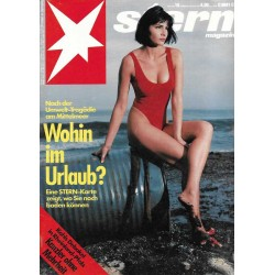 stern Heft Nr.18 / 25 April 1991 - Wohin im Urlaub?