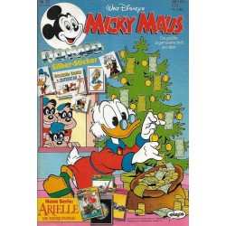 Micky Maus Nr. 52 / 20 Dezember 1990 - Frohes Fest