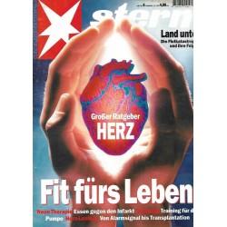 stern Heft Nr.6 / 2 Februar 1995 - Fit fürs Leben