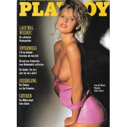 Playboy Nr.7 / Juli 1991 - Esther Rieser