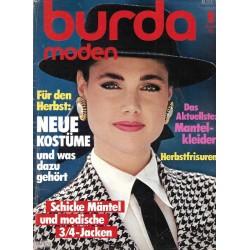 burda Moden 8/August 1983 - Neue Kostüme