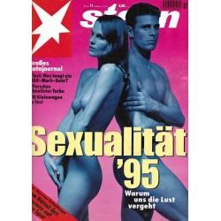 stern Heft Nr.11 / 9 März 1995 - Sexualität 95