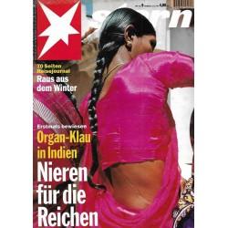 stern Heft Nr.9 / 23 Februar 1995 - Orkan Klau in Indien