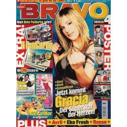 BRAVO Nr.32 / 30 Juli 2003 - Jetzt kommt Gracia