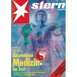 stern Heft Nr.49 / 28 November 1991 - Alternative Medizin