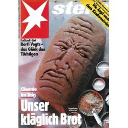 stern Heft Nr.27 / 25 Juni 1992 - Unser kläglich Brot