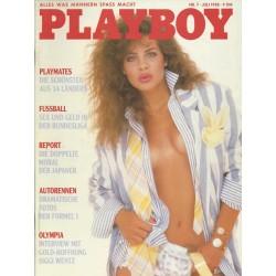 Playboy Nr.7 / Juli 1988 - Teri Weigel